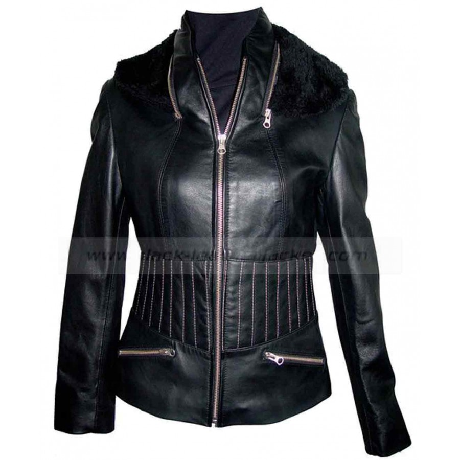 Womens black leather jackets sale – Modern fashion jacket photo blog