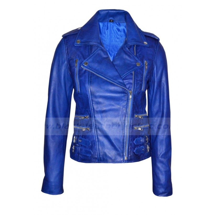 posted in viparo tagged blue leather jacket red leather jacket viparo