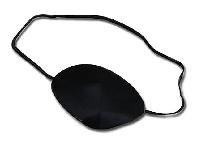 David Morrissey Eye Patch