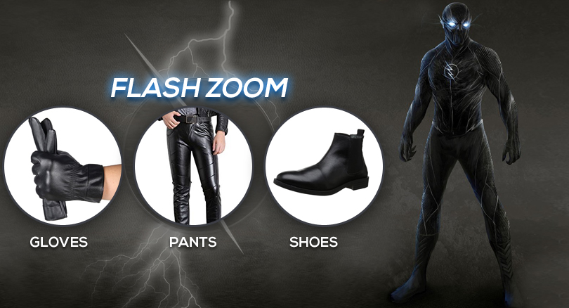 flash zoom costumes