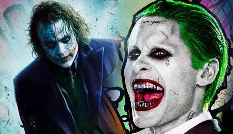 A Comparison between Suicide Squad and the Dark Knight Joker Costume  sc 1 st  Black Leather Jackets & A Comparison between Suicide Squad and Dark Knight Joker Costume