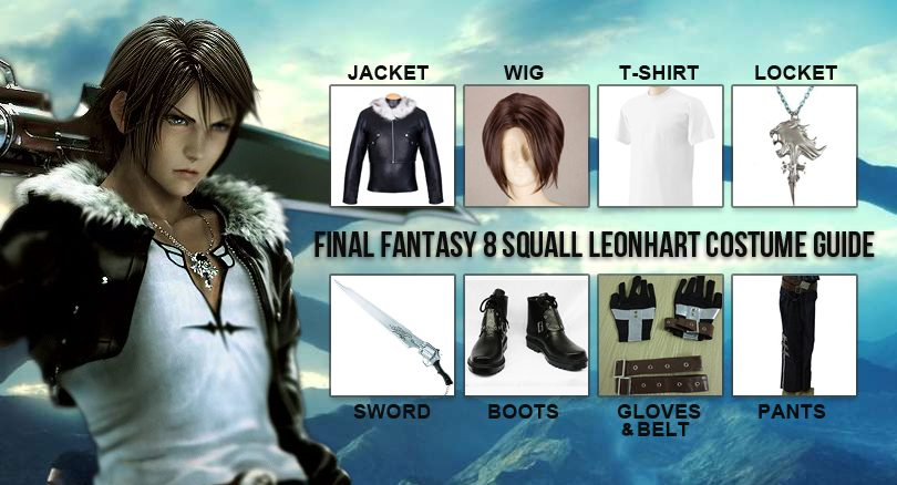 Best Among All Video Gaming Zone Is Squall Leonhart