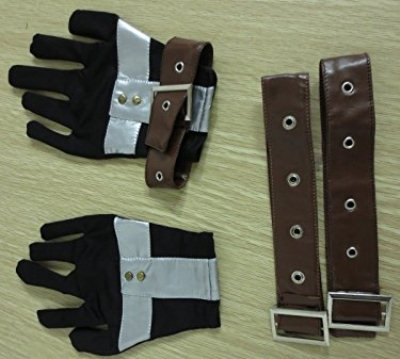 Squall Leonhart Gloves