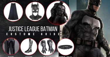 Justice League Batman Costume
