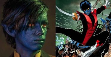 X-Men Nightcrawler Costume