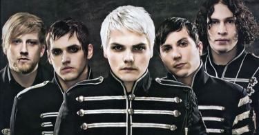 My Chemical Romance Black Parade