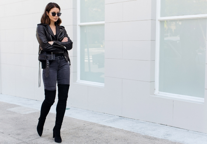 long-knee-boots-with-black-jacket