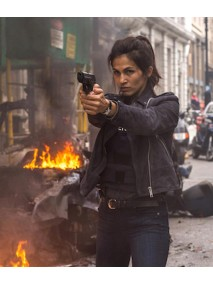 The Hitman's Bodyguard Amelia Roussel Jacket