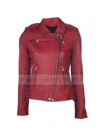 Castle Kate Beckett Leather Jacket