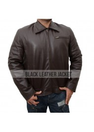 The Rock Walking Tall Dwayne Johnson Leather Jacket