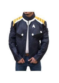 Star Trek Beyond Captain Kirk Jacket