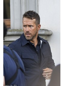 Ryan Reynolds 6 Underground Cotton Jacket