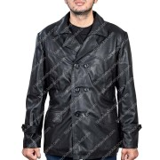 The 9th Doctor Who Black Jacket