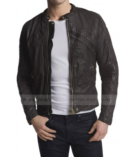 Age of Extinction Jack Reynor Transformers Jacket