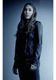Agent of Shield Slingshot Elena Yo Yo Rodriguez Leather Jacket