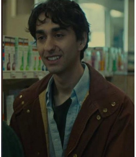 Alex Wolff Castle In The Ground Jacket