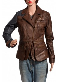 Amanda Rosewater Defiance Leather Jacket