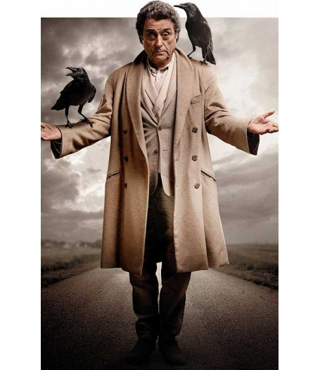 Mr Wednesday American Gods Ian Mcshane Coat