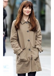 Anastasia Steele Fifty Shades Darker Coat