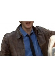 Andrew Mccarthy Mannequin Leather Jacket