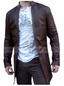 The Lord of The Rings Aragorn Leather Coat