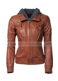 Arrow Lyla Michaels Jacket with Hoodie