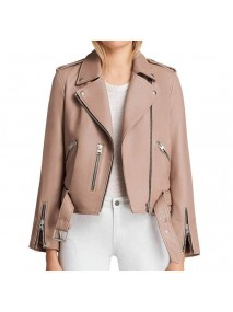 Arrow S06 Thea Queen Pink Jacket
