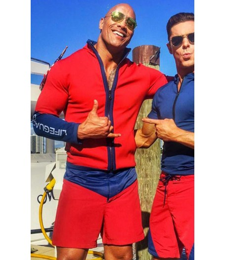 Baywatch Mitch Buchannon Jacket