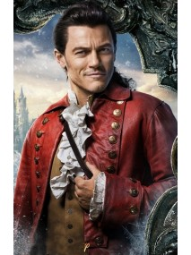 Luke Evans Beauty And The Beast Coat