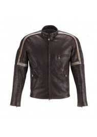 Tom Cruise Jacket Bison Leather