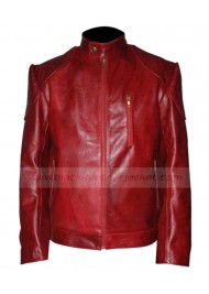 Ben Barber Ride Along Kevin Hart Leather Jacket