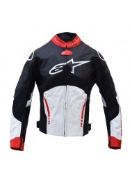 Biker Leather Racing Alpinestars Atem Jacket