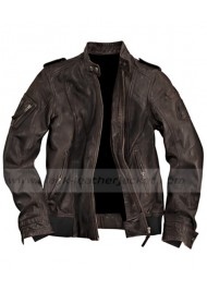 Biker Motorrad BMW Heritage Leather Jacket for Womens