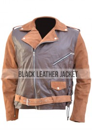 Billy Connolly's Route 66 Leather Jacket
