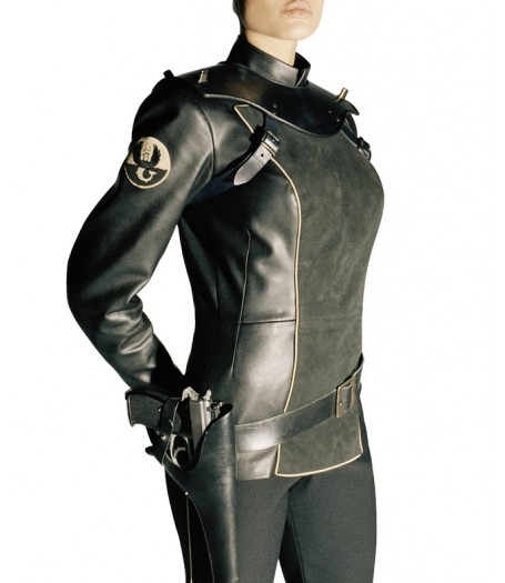 Sky Captain and The World of Tomorrow Angelina Jolie Leather Jacket