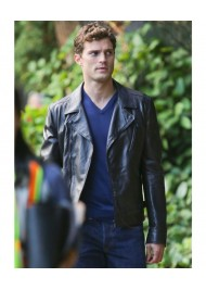 Fifty Shades of Grey Christian Grey Leather Jacket