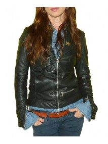 Juliette Lewis Black Leather Jacket