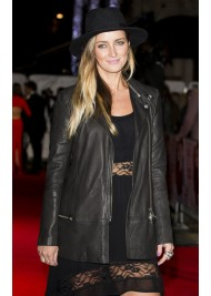Love Rosie Premiere Francesca Newman Young Leather Jacket