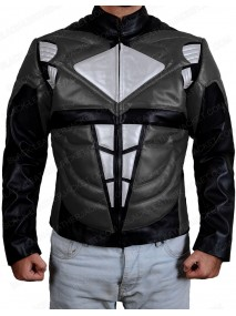 The Black Ranger Power Rangers Jacket