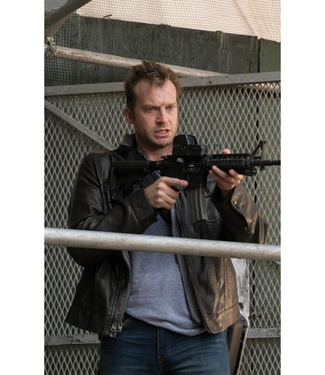 Blindspot Season 1 Major Arthur Gibson Jacket