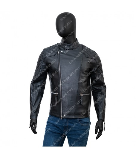 Bobby Axelrod Billions Damian Lewis Leather Jacket