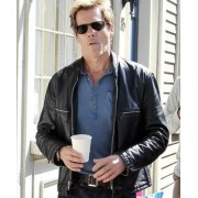 Bobby Hayes RIPD Kevin Bacon Leather Jacket