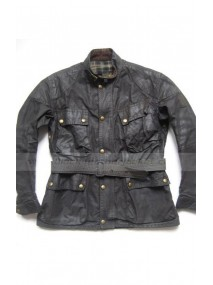 Will Francis Breaking And Entering Jude Law Leather Jacket