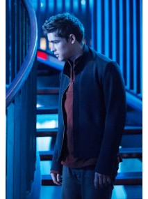 The Giver Movie Brenton Thwaites Jacket