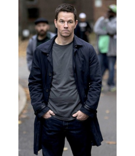 Broken City Mark Wahlberg Coat