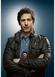 Andy Samberg Brooklyn Nine Nine Jake Peralta Leather Jacket