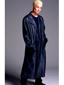 James Marsters Buffy The Vampire Slayer Spike Trench Coat