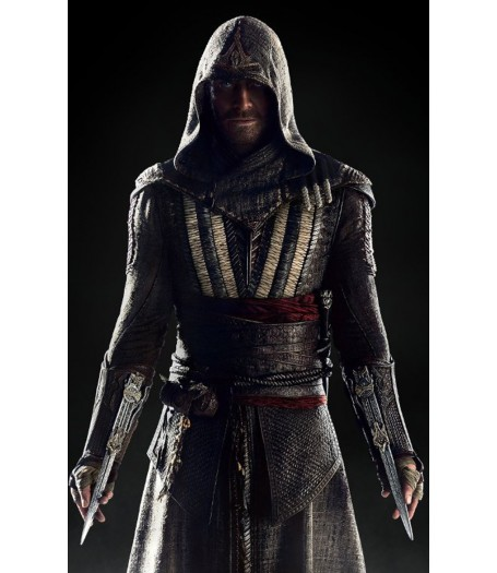 Assassin's Creed Movie Callum Lynch / Aguilar Jacket