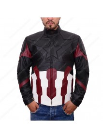 BLJ Captain America Infinity War Black Jacket