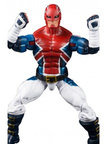 Captain Britain Leather Jacket